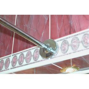 Карниз для ванны 1Marka Classic 150х70 см прямой