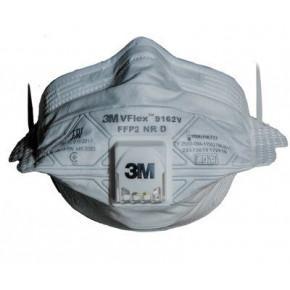 Фильтрующая полумаска 3М VFlex 9162R Fffp2 NR D