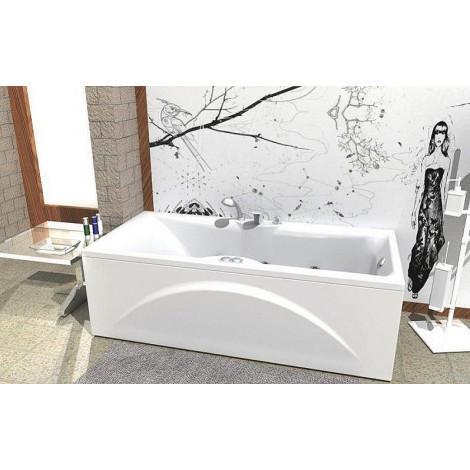 Акриловая ванна Акватек Феникс 170 см купить в Москве по цене от 31000р. в интернет-магазине mebel-v-vannu.ru