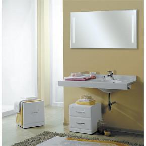 Комплект мебели Акватон Отель 120 правый