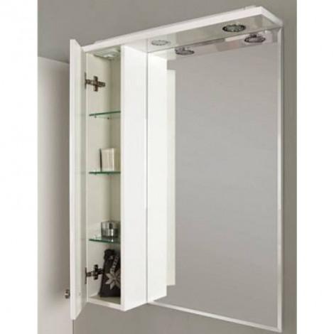 Зеркало-шкаф Акватон Лиана 60 купить в Москве по цене от 6955р. в интернет-магазине mebel-v-vannu.ru