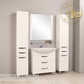 Комплект мебели Акватон Ария 80 Н белый