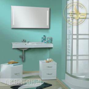 Комплект мебели Акватон Отель 100 левый