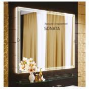 Зеркало Alavann Sonata 90 купить в Москве по цене от 13300р. в интернет-магазине mebel-v-vannu.ru