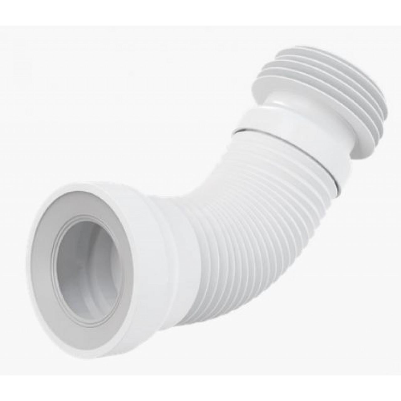 Гофра для унитаза Alca Plast А97 купить в Москве по цене от 314р. в интернет-магазине mebel-v-vannu.ru
