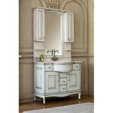 Комплект мебели Аллигатор Капан H(D) 110 купить в Москве по цене от 160050р. в интернет-магазине mebel-v-vannu.ru