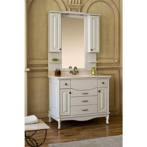 Комплект мебели Аллигатор Капан A(D) 100 купить в Москве по цене от 146500р. в интернет-магазине mebel-v-vannu.ru