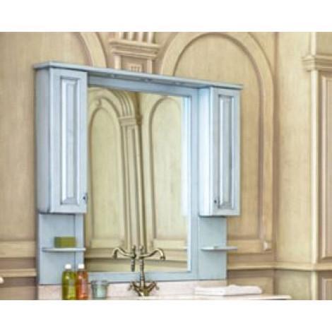 Зеркало-шкаф Аллигатор Капан E(D) 120 купить в Москве по цене от 42800р. в интернет-магазине mebel-v-vannu.ru