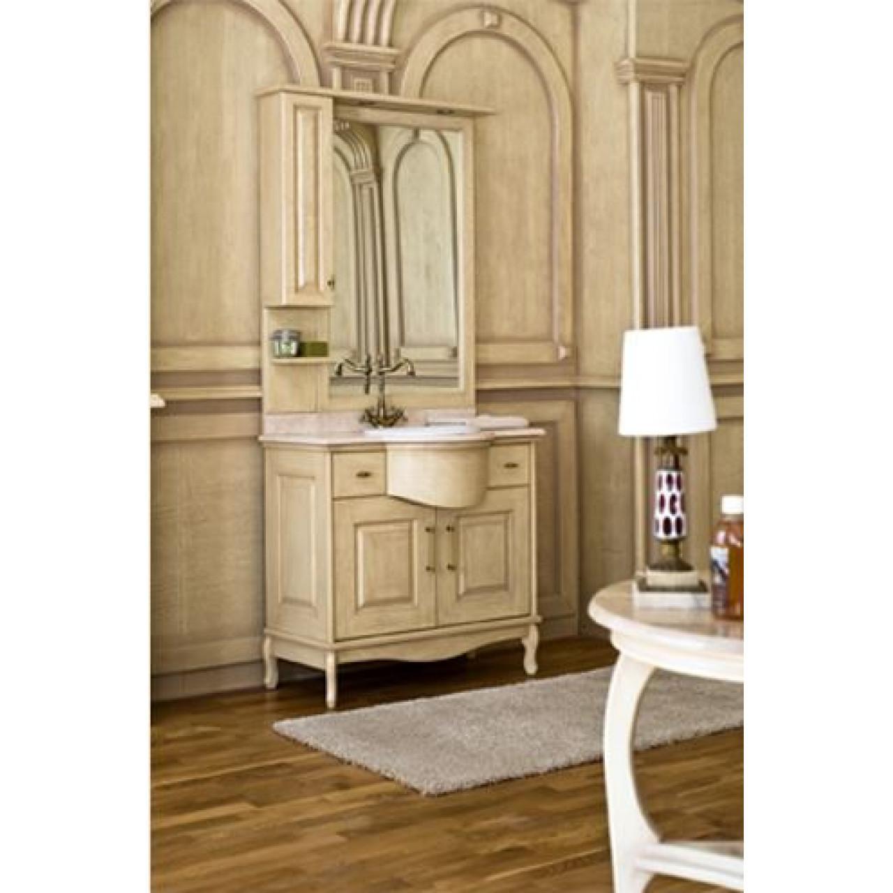Комплект мебели Аллигатор Капан G(D) 90 купить в Москве по цене от 123900р. в интернет-магазине mebel-v-vannu.ru
