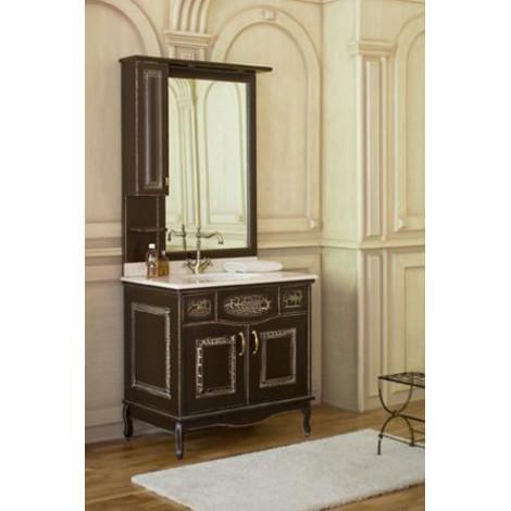 Комплект мебели Аллигатор Капан F(D) 90 купить в Москве по цене от 111300р. в интернет-магазине mebel-v-vannu.ru