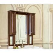 Зеркало-шкаф Аллигатор Капан K(D) 110 купить в Москве по цене от 38400р. в интернет-магазине mebel-v-vannu.ru