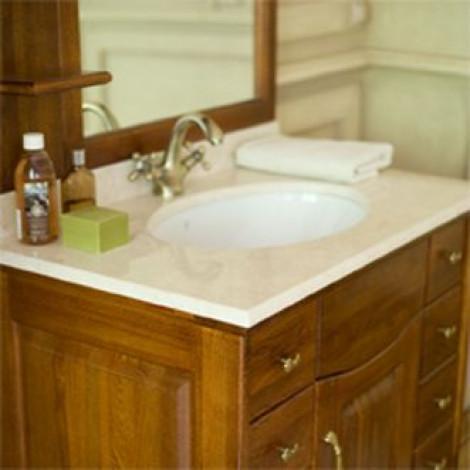 Комплект мебели Аллигатор Капан L(D) 90 купить в Москве по цене от 136900р. в интернет-магазине mebel-v-vannu.ru