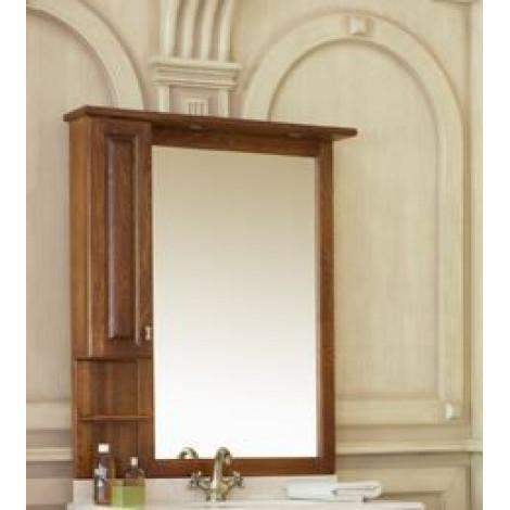 Зеркало-шкаф Аллигатор Капан L(D) 90 купить в Москве по цене от 30000р. в интернет-магазине mebel-v-vannu.ru