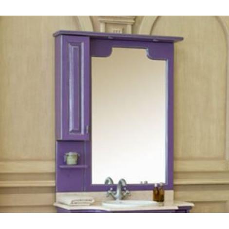 Зеркало-шкаф Аллигатор Капан M(D) 90 купить в Москве по цене от 30000р. в интернет-магазине mebel-v-vannu.ru