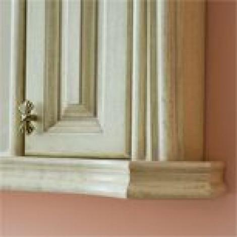Комплект мебели Аллигатор Классик 100B зеркало со шкафчиками купить в Москве по цене от 149400р. в интернет-магазине mebel-v-vannu.ru