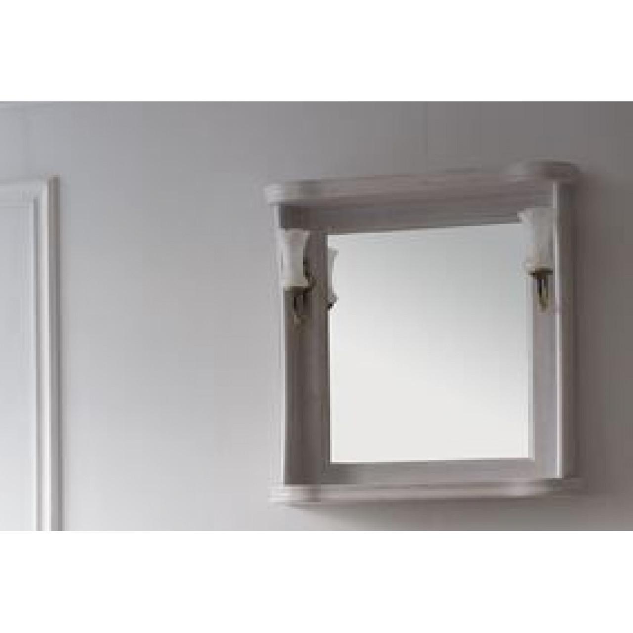 Зеркало Аллигатор Классик 80 в раме купить в Москве по цене от 9600р. в интернет-магазине mebel-v-vannu.ru