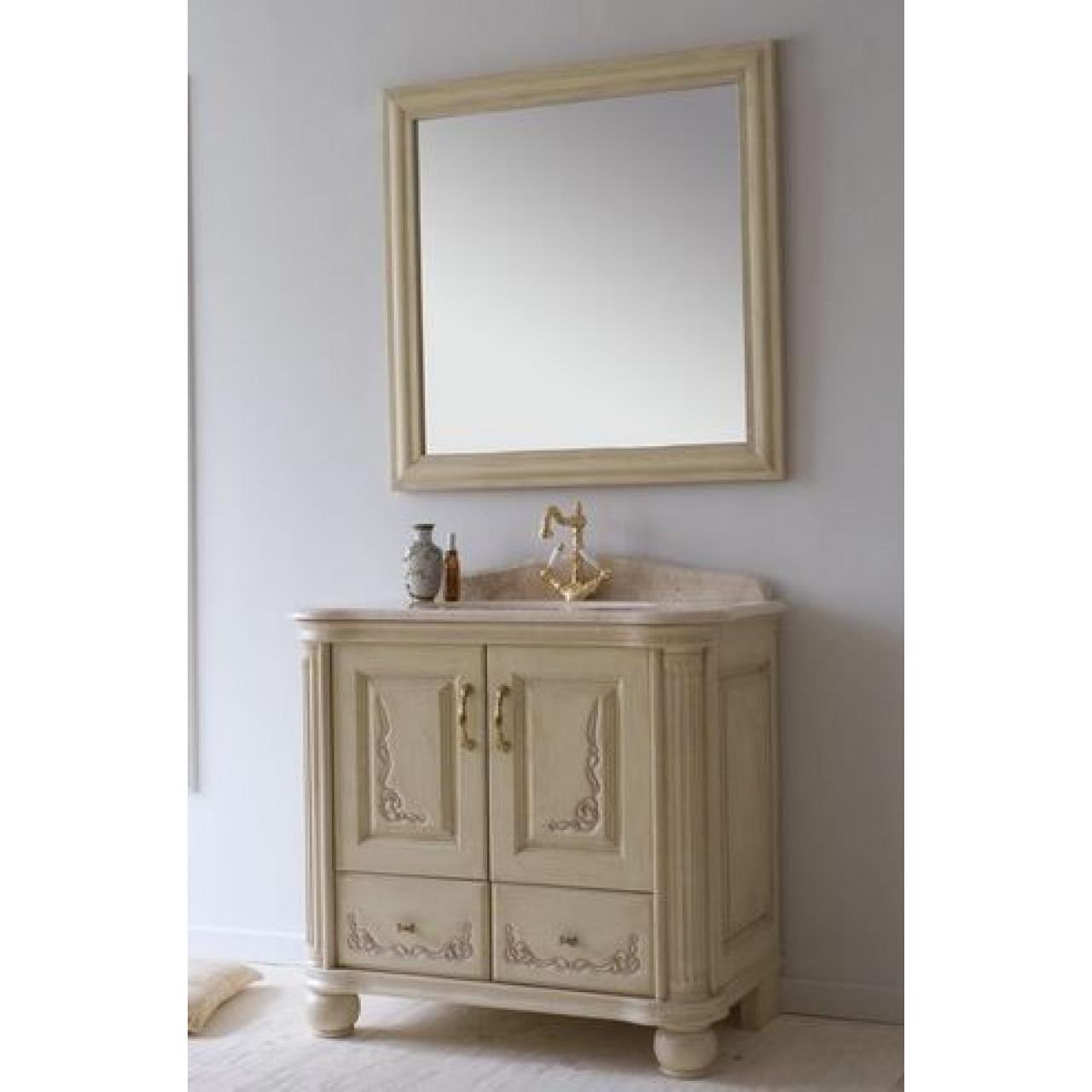 Комплект мебели Аллигатор Классик 90G купить в Москве по цене от 105400р. в интернет-магазине mebel-v-vannu.ru