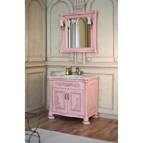 Комплект мебели Аллигатор Классик 90N зеркало в раме купить в Москве по цене от 97500р. в интернет-магазине mebel-v-vannu.ru