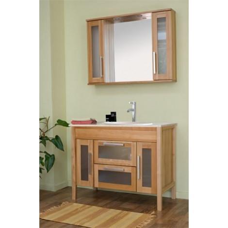 Комплект мебели Аллигатор Поло 100A купить в Москве по цене от 85700р. в интернет-магазине mebel-v-vannu.ru