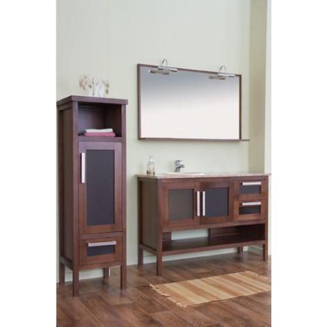 Комплект мебели Аллигатор Поло 130A купить в Москве по цене от 108700р. в интернет-магазине mebel-v-vannu.ru