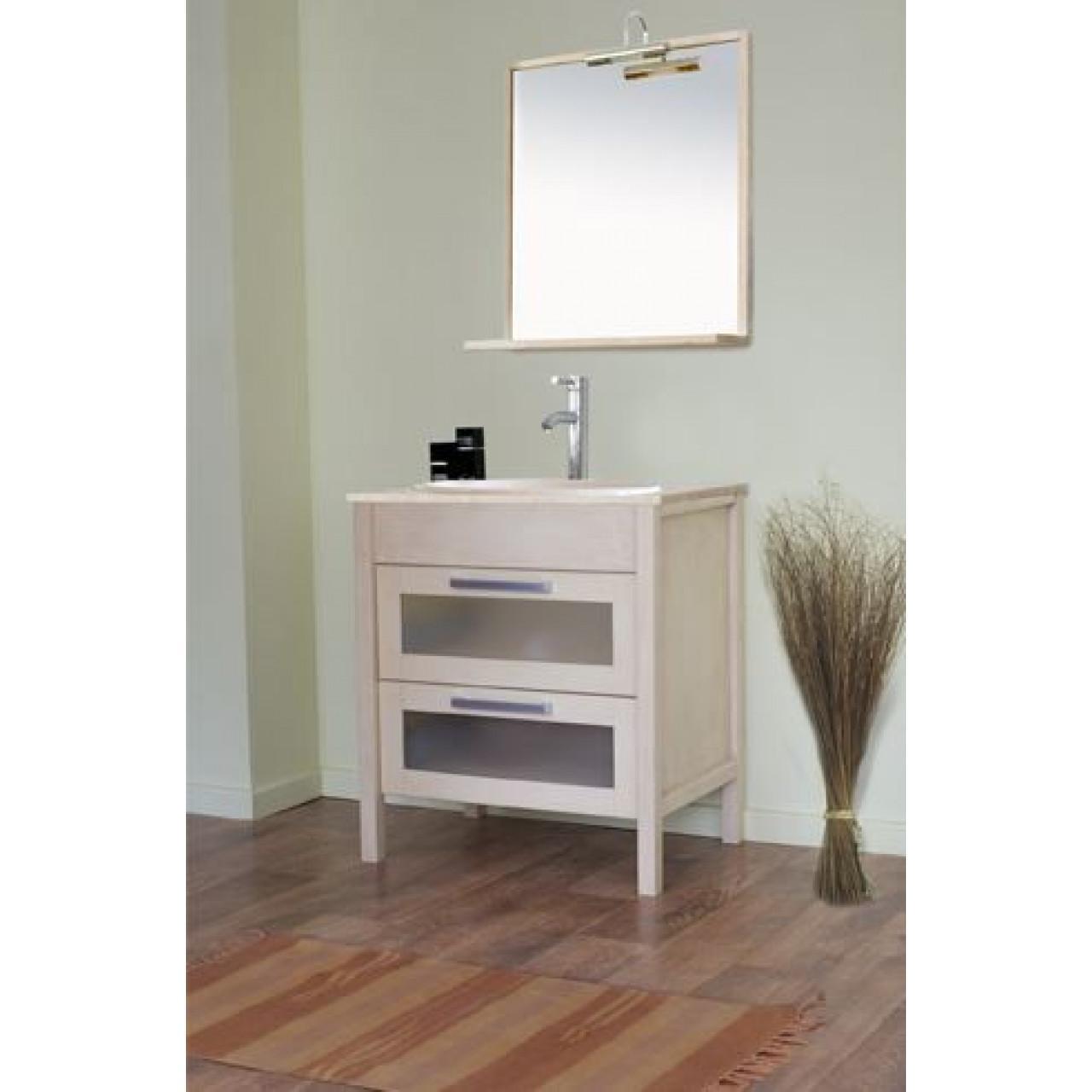 Комплект мебели Аллигатор Поло 70A купить в Москве по цене от 61200р. в интернет-магазине mebel-v-vannu.ru
