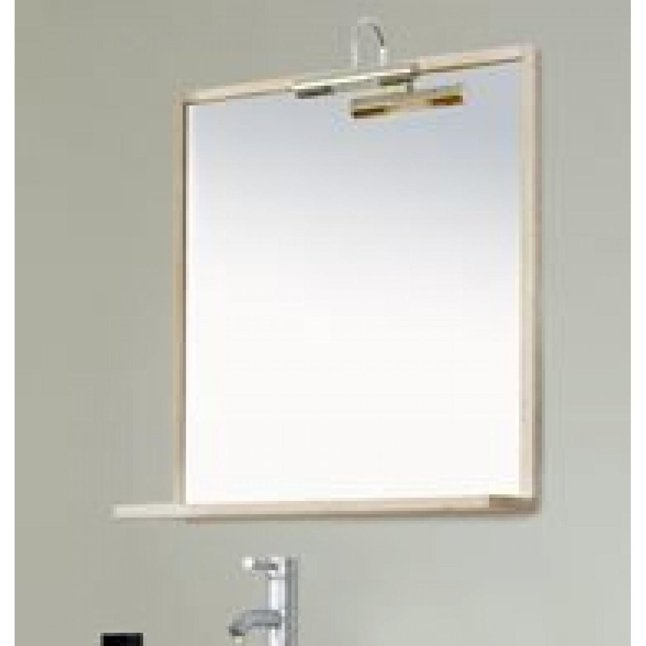 Зеркало Аллигатор Поло 70A купить в Москве по цене от 7500р. в интернет-магазине mebel-v-vannu.ru
