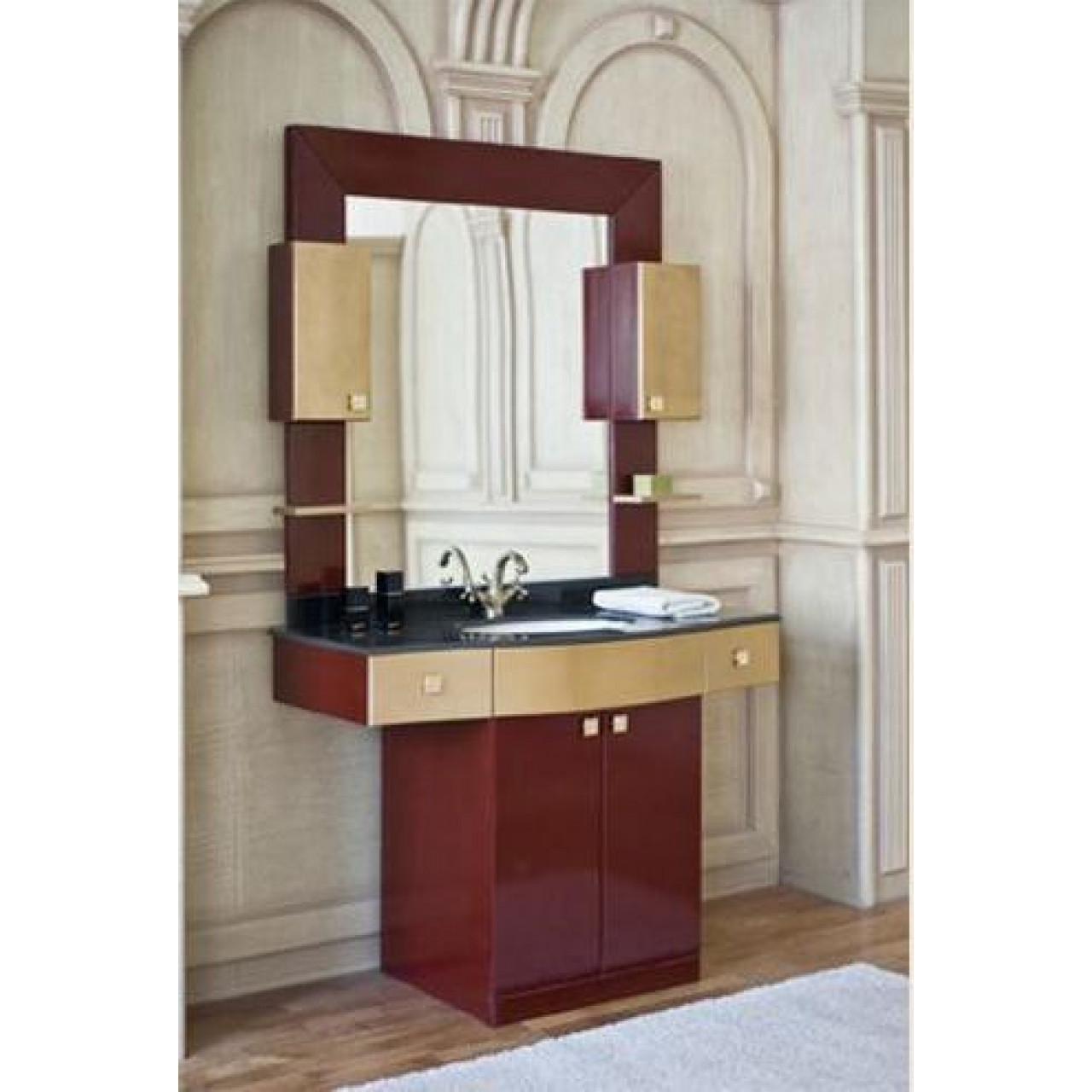 Комплект мебели Аллигатор Квадро A 120 купить в Москве по цене от 109200р. в интернет-магазине mebel-v-vannu.ru