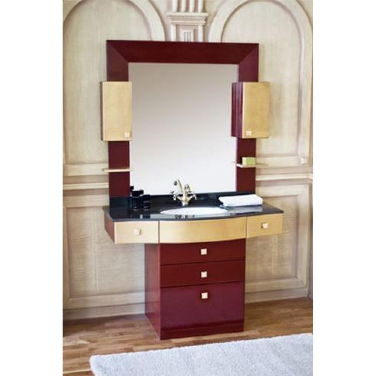 Комплект мебели Аллигатор Квадро C 120 купить в Москве по цене от 109200р. в интернет-магазине mebel-v-vannu.ru