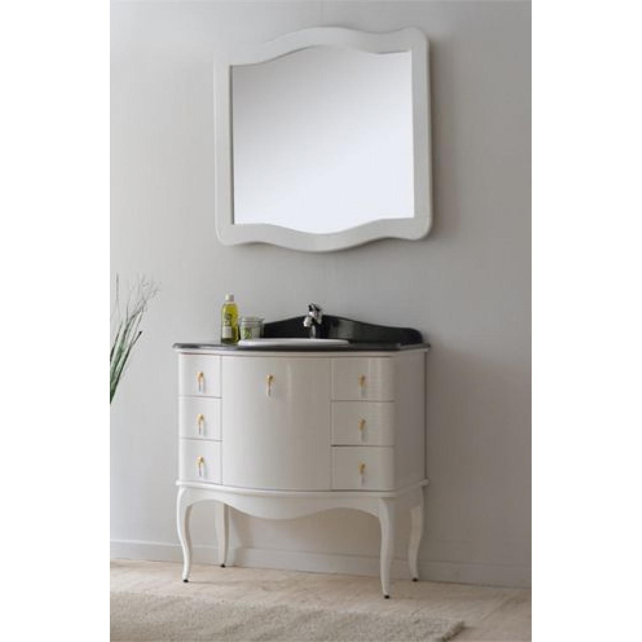 Комплект мебели Аллигатор Роял Комфорт E(M) 80 купить в Москве по цене от 114600р. в интернет-магазине mebel-v-vannu.ru