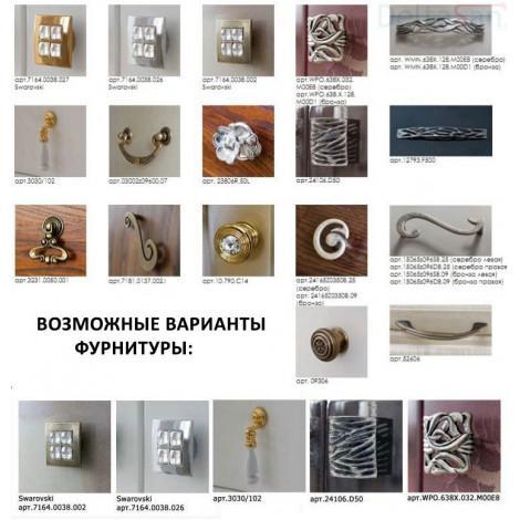 Тумба с раковиной Аллигатор Роял Комфорт E(M) 80 купить в Москве по цене от 107100р. в интернет-магазине mebel-v-vannu.ru