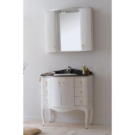 Комплект мебели Аллигатор Роял Комфорт G(M) 80 купить в Москве по цене от 128400р. в интернет-магазине mebel-v-vannu.ru