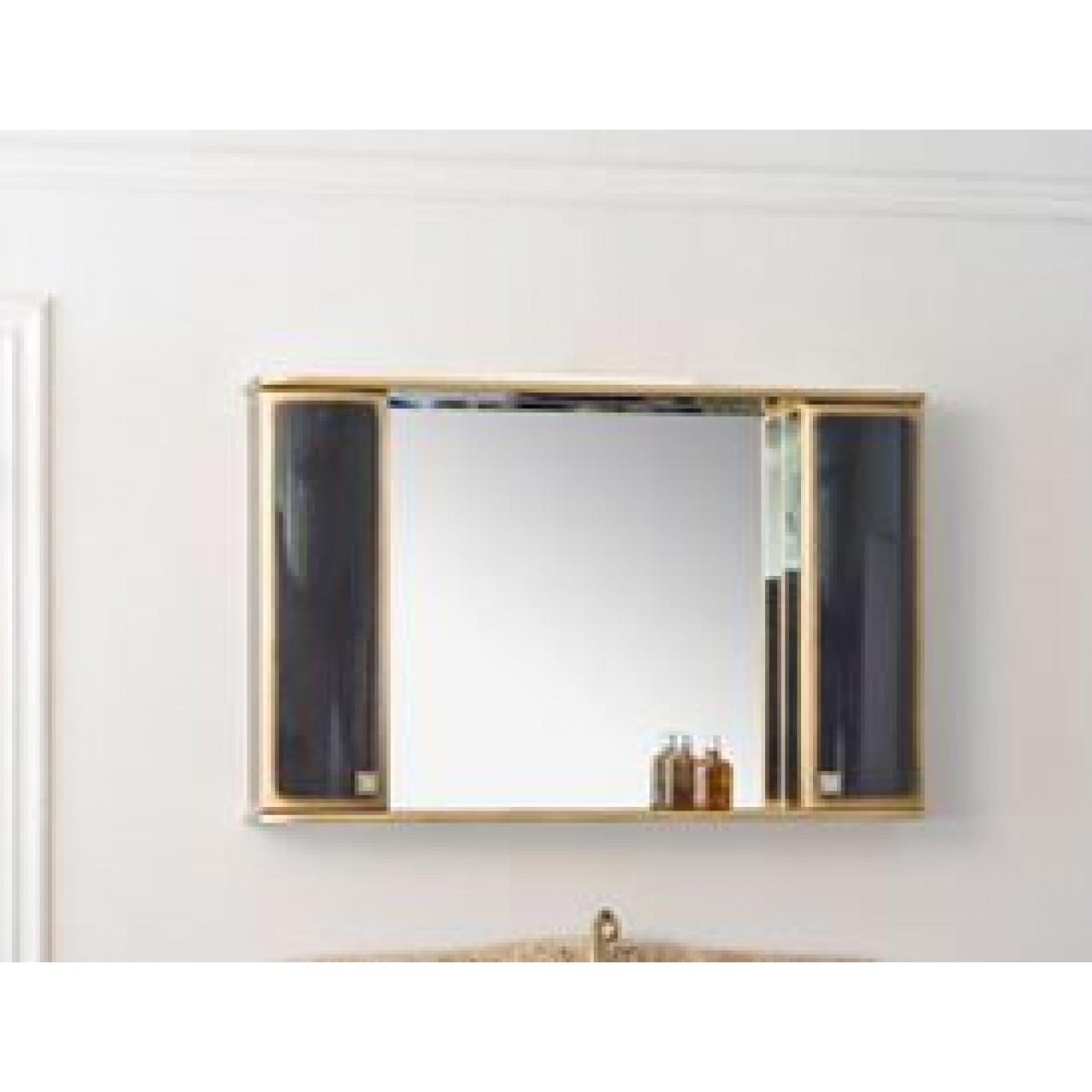 Зеркало Аллигатор Роял Комфорт P(M) 120 купить в Москве по цене от 27900р. в интернет-магазине mebel-v-vannu.ru