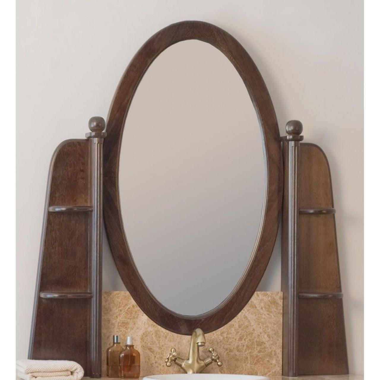 Зеркало Аллигатор Роял Престиж C купить в Москве по цене от 45500р. в интернет-магазине mebel-v-vannu.ru