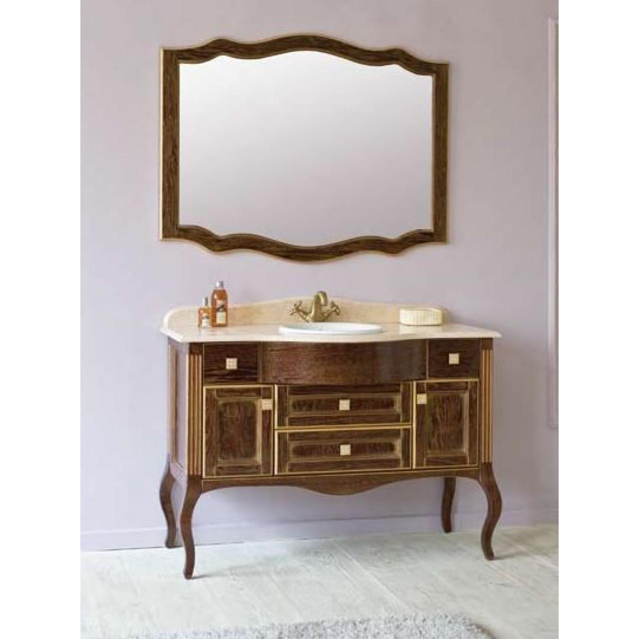 Комплект мебели Аллигатор Ван 110K купить в Москве по цене от 114700р. в интернет-магазине mebel-v-vannu.ru