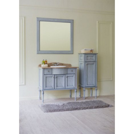Комплект мебели Аллигатор Ван 110N купить в Москве по цене от 115300р. в интернет-магазине mebel-v-vannu.ru