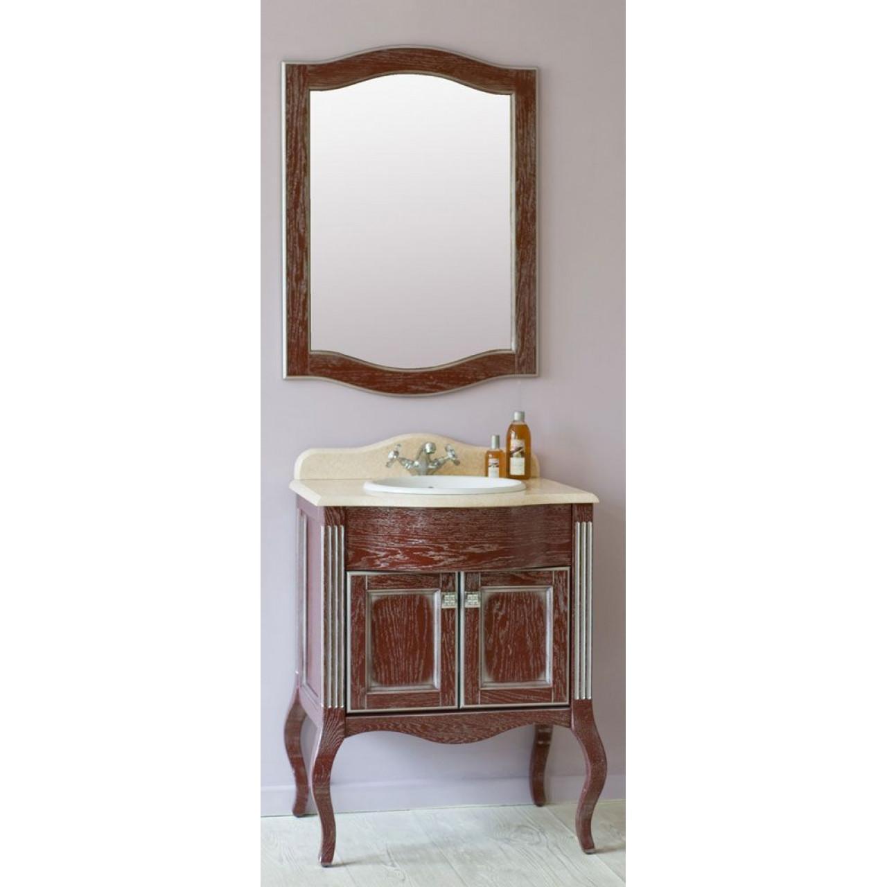 Комплект мебели Аллигатор Ван 60F купить в Москве по цене от 61750р. в интернет-магазине mebel-v-vannu.ru