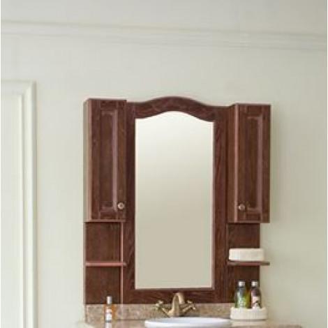 Зеркало-шкаф Аллигатор Ван 90A купить в Москве по цене от 35500р. в интернет-магазине mebel-v-vannu.ru