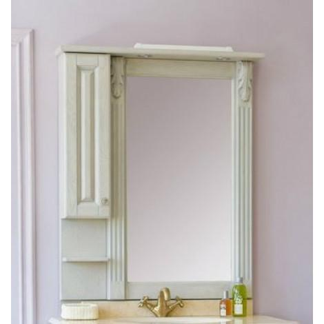 Зеркало-шкаф Аллигатор Вито 100G (D) купить в Москве по цене от 36600р. в интернет-магазине mebel-v-vannu.ru