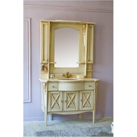 Комплект мебели Аллигатор Вито 120B (D) купить в Москве по цене от 192500р. в интернет-магазине mebel-v-vannu.ru
