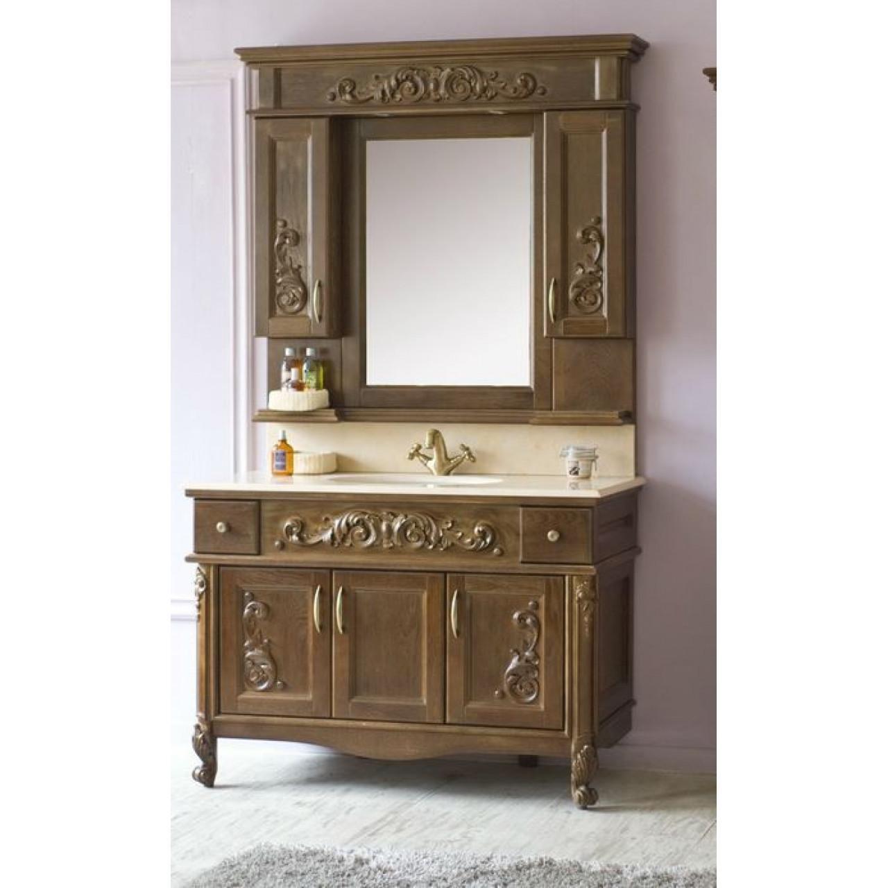 Комплект мебели Аллигатор Вито 120P (D) купить в Москве по цене от 196800р. в интернет-магазине mebel-v-vannu.ru