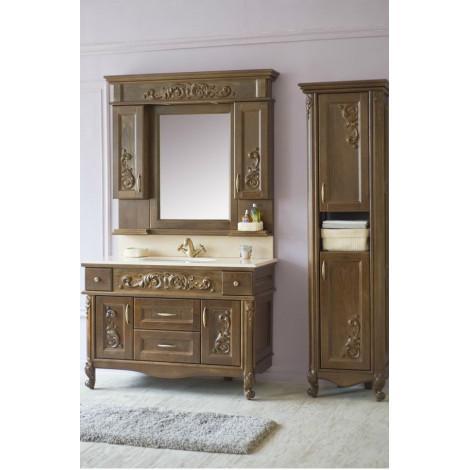 Комплект мебели Аллигатор Вито 120R (D) купить в Москве по цене от 196800р. в интернет-магазине mebel-v-vannu.ru