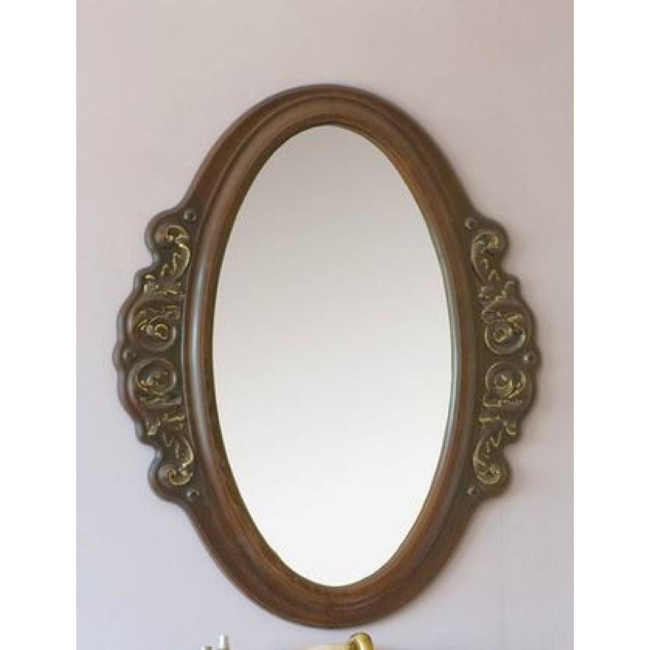 Зеркало Аллигатор Вито 85N/a купить в Москве по цене от 19000р. в интернет-магазине mebel-v-vannu.ru