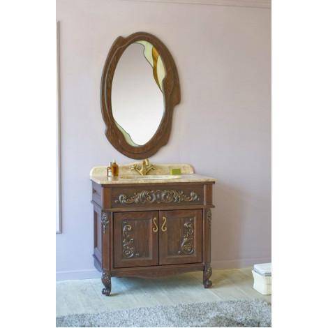 Комплект мебели Аллигатор Вито 85N/b купить в Москве по цене от 130400р. в интернет-магазине mebel-v-vannu.ru