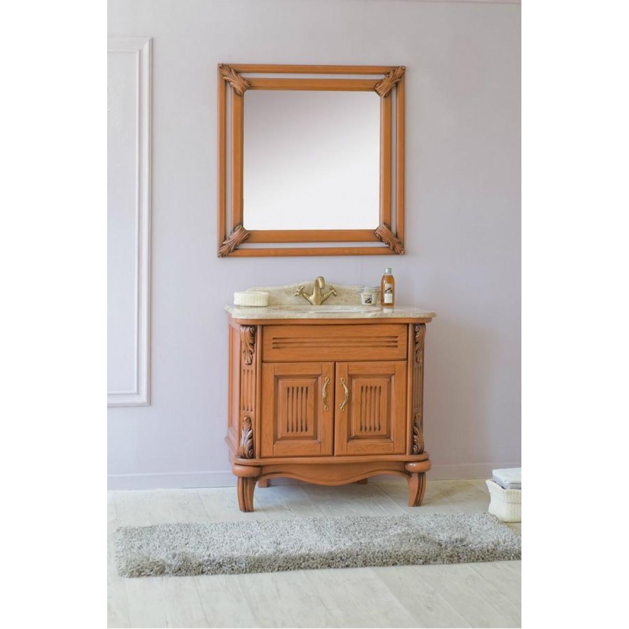 Комплект мебели Аллигатор Вито 90F (D) купить в Москве по цене от 111300р. в интернет-магазине mebel-v-vannu.ru