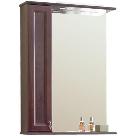 Зеркало-шкаф Аллигатор Милана 2 55 купить в Москве по цене от 7450р. в интернет-магазине mebel-v-vannu.ru