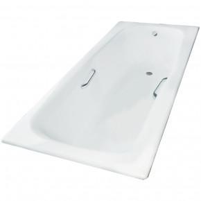 Чугунная ванна Aqualux O! SW-012 180x80 см
