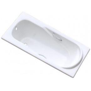 Чугунная ванна Aqualux O! Zya 19 goldman 170x80 см