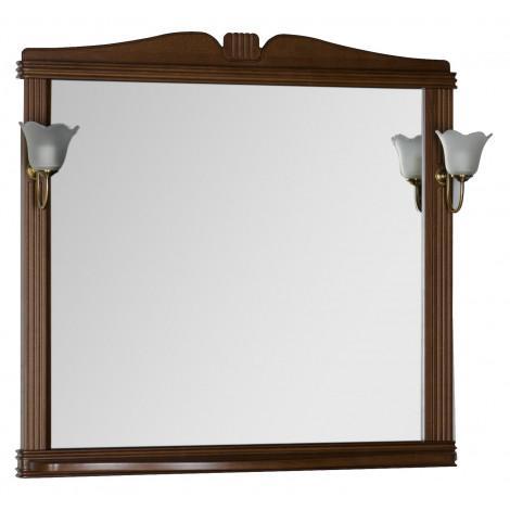 Зеркало Aquanet Николь 100 00180520 купить в Москве по цене от 11981р. в интернет-магазине mebel-v-vannu.ru