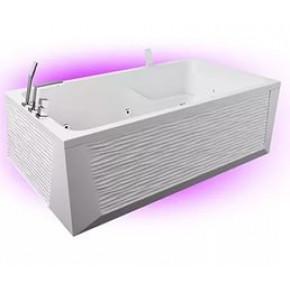 Акриловая ванна Акватика Аксиома Standart 175x95х67