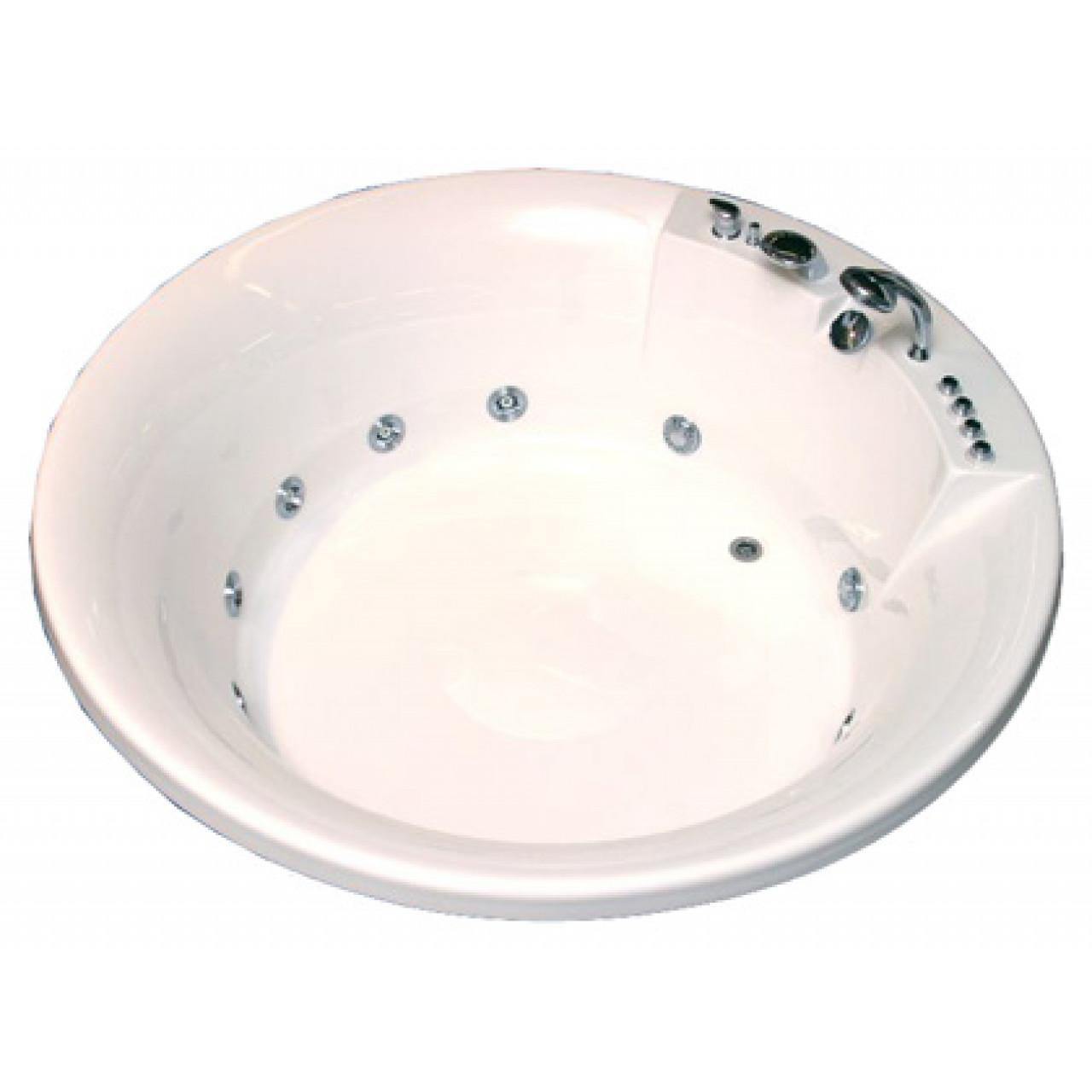 Акриловая ванна Акватика Арена 3D 180x69 купить в Москве по цене от 232848р. в интернет-магазине mebel-v-vannu.ru